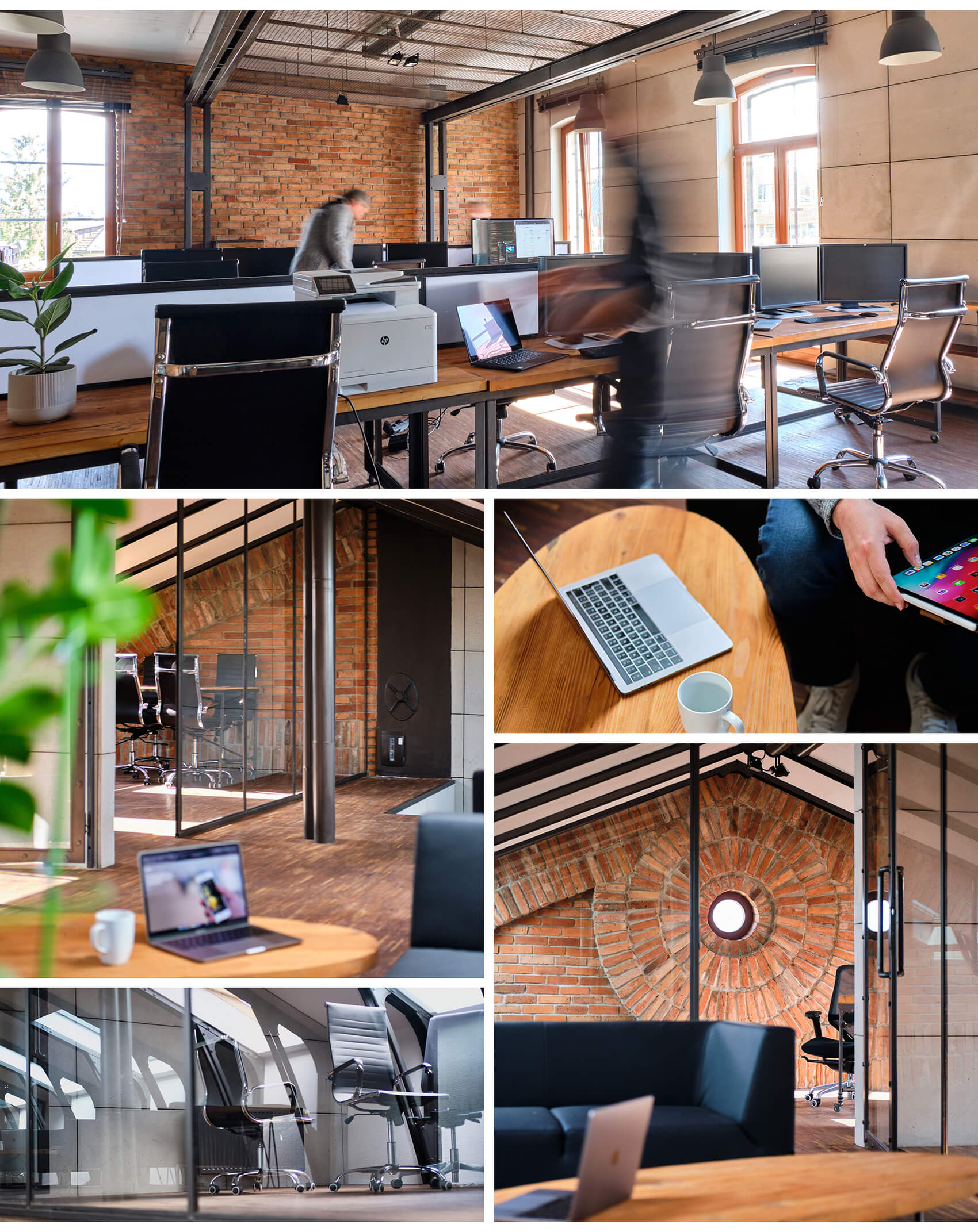 Wecode Agency Office